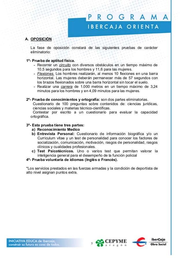 curriculum vitae ibercaja