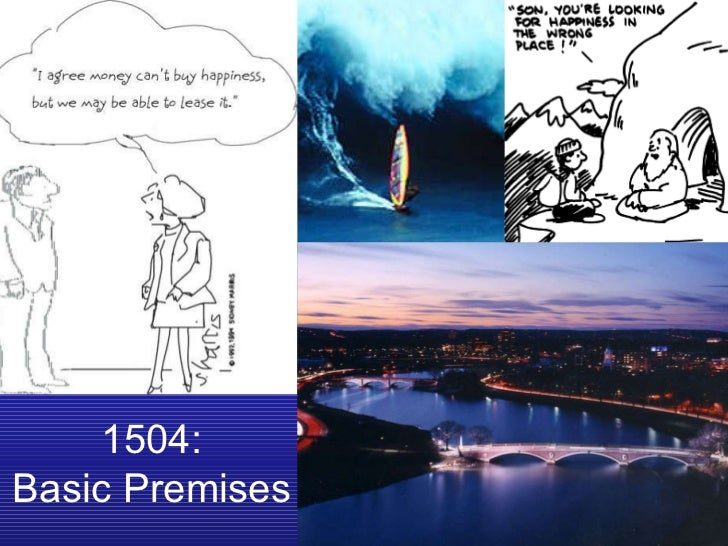 1504: Basic Premises