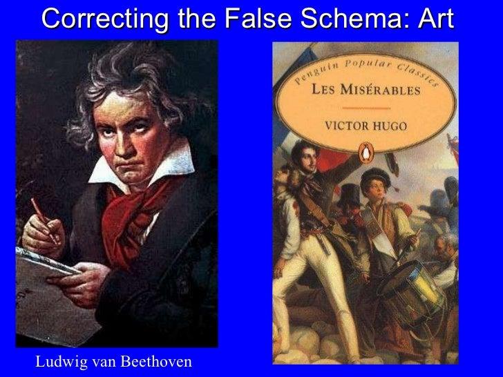 Correcting the False Schema: Art Ludwig van Beethoven