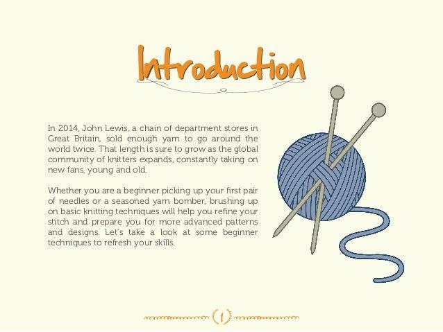 Knitting Outline Stitch : 1504 e book-outline-knit-n-crochet_knitting-techniques_v2
