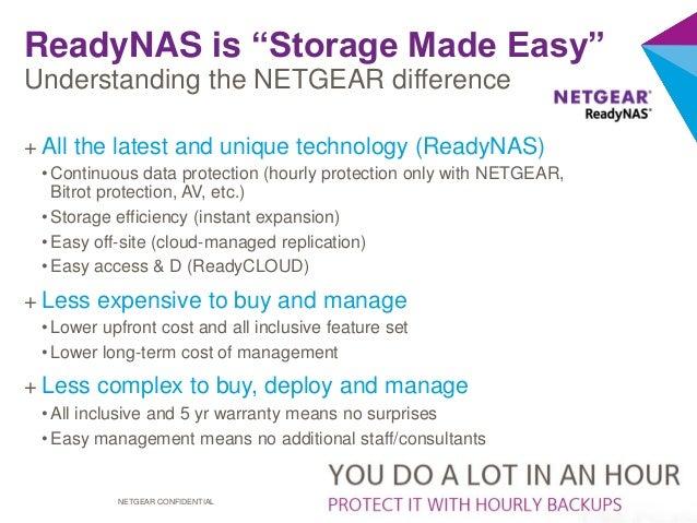 Webinar NETGEAR - Acronis e Netgear: la migliore soluzione