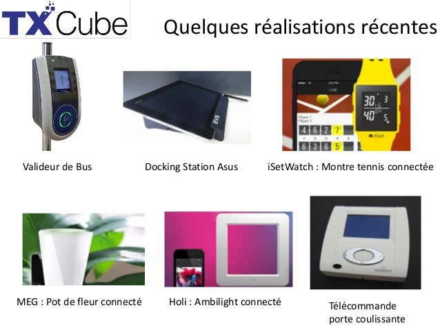 TX Cube presentation Manufacturing meetup April 22, 2015 Slide 3