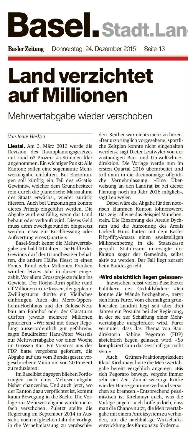 «Es geht uns nicht darum, der ZAK den Garaus zu machen» Kiga-Vorsteher Thomas Keller kontert die Vorwürfe von ZAK-Präsiden...