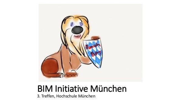 BIM Initiative München 3. Treffen, Hochschule München
