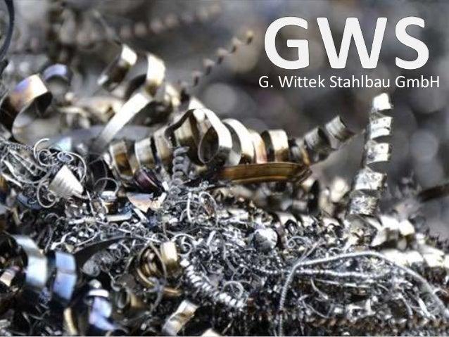 G. Wittek Stahlbau GmbH