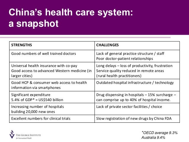 Strong UK-China collaborations in healthcare