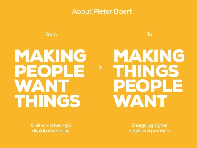 The role of Design Thinking Slide 2