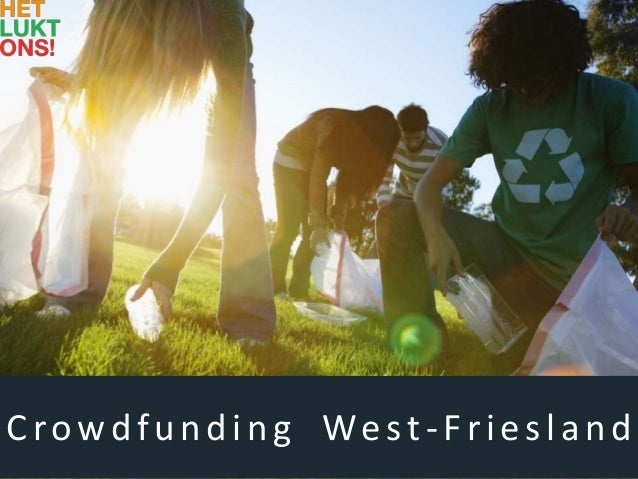 Crowdfunding West-Friesland