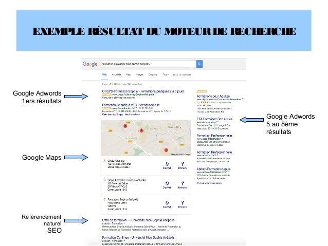 Programmes De Formation Professionnelle En Webmarketing