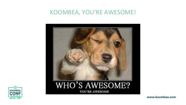 Questions? moises.narvaez@koombea.com @ingnarvaez moisesnarvaez ¡ THANK YOU !