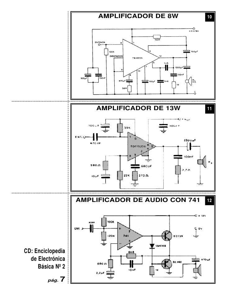 150 circuitos electronicos