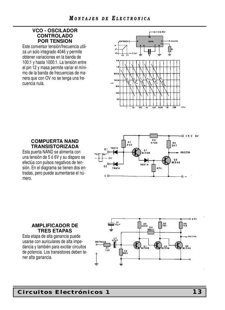 osciladores con transistores pdf