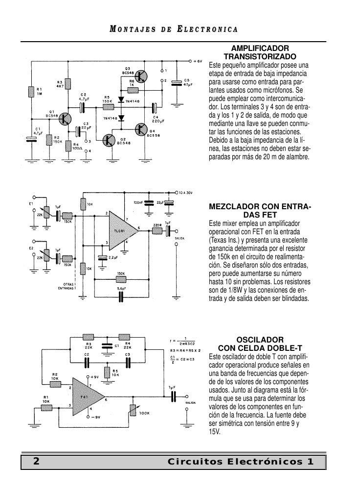 150 Circuitos Elatronicos, Variados. Slide 2