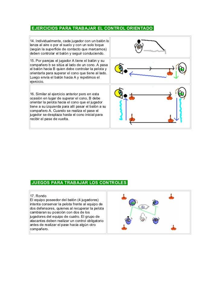 EJERCICIOS PARA TRABAJAR EL CONTROL ORIENTADO14. Individualmente 796e57ba7afd3
