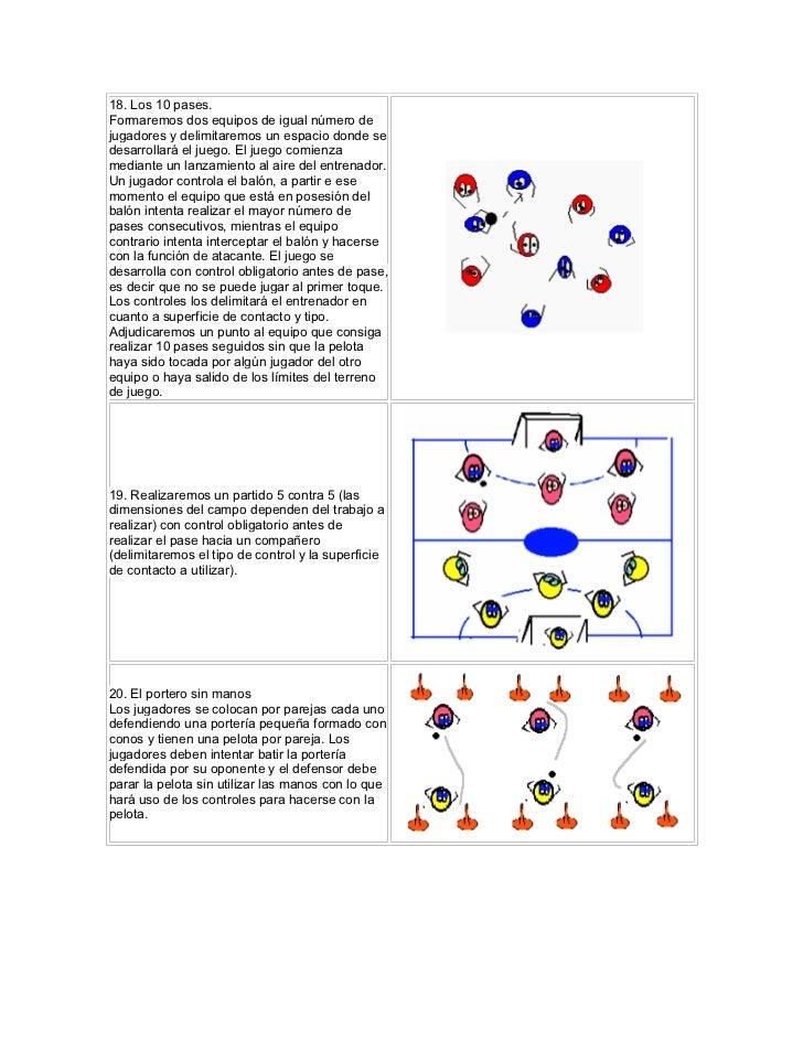 150 ejercicios de futbol