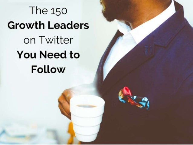 A list of the most trustworthy, knowledgeable, and helpful growth experts in the business