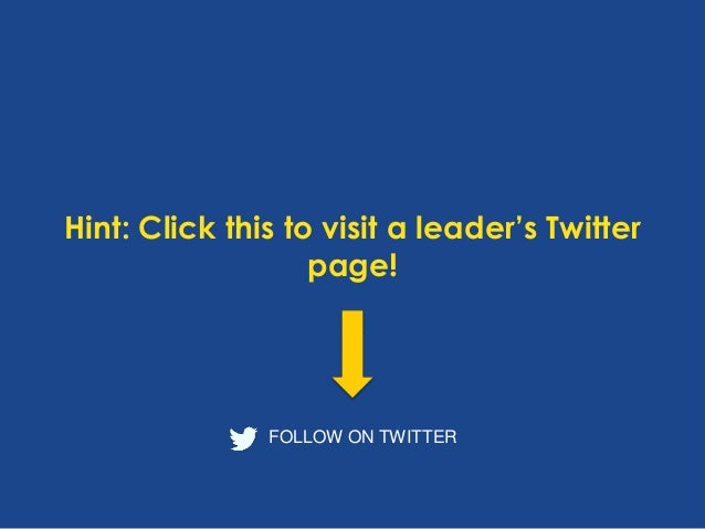 150 Growth Leaders You Must Follow on Twitter Slide 3