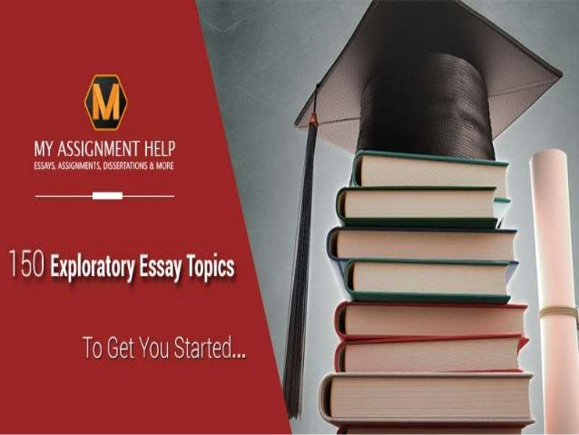 Unbeatable Exploratory Essay Topics To Get You Started  Help With Essay Papers also Use Powerpoint Online  Business Ethics Essay Topics
