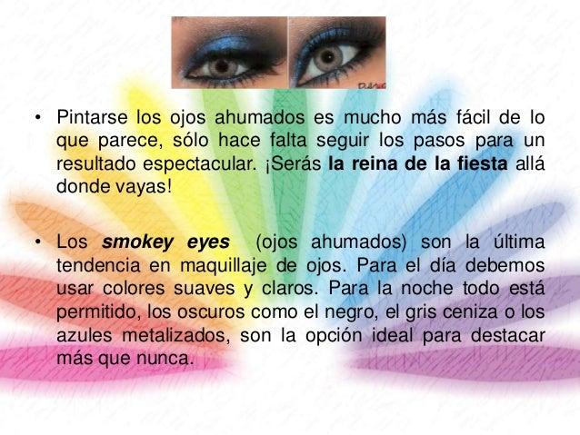 Te explicamos paso a paso como pintarse los ojos hundidos for Como pintarse los ojos de negro