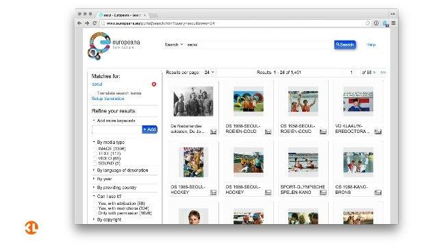 How Europeana came to embrace openness Slide 3
