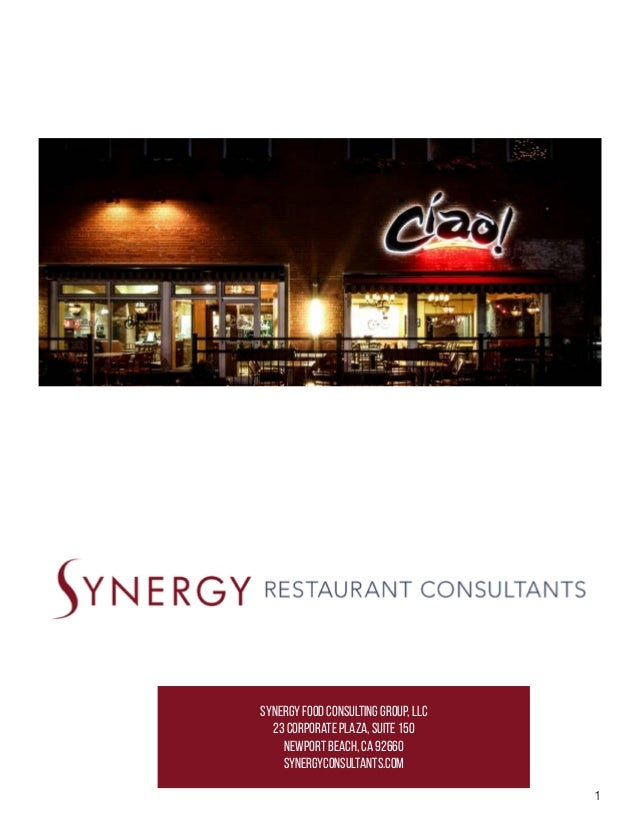 restaurant case study Case studies insights to acquire and retain guests through relevant and personalized a national quick-service restaurant chain wanted to measure the impact.