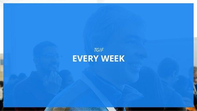 @jeremytai TGIF EVERY WEEK