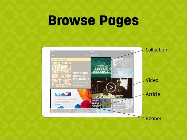Inhalt produzieren Fixed Layout Responsive Layout truedit Slate (iPad) Article Packager