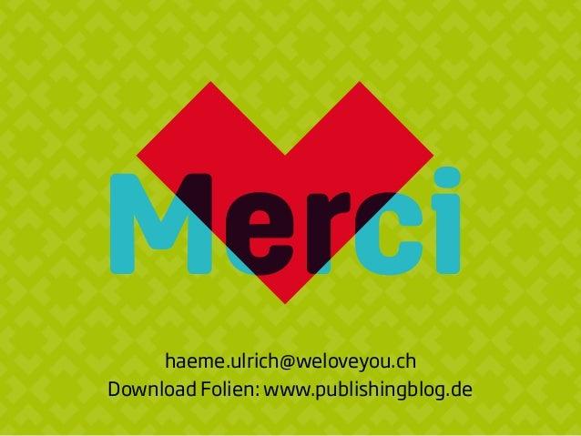Afterwork Special Digital Publishing