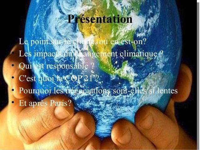 151127 a collignon_climate change presentation administration communale de Schaerbeek Slide 2