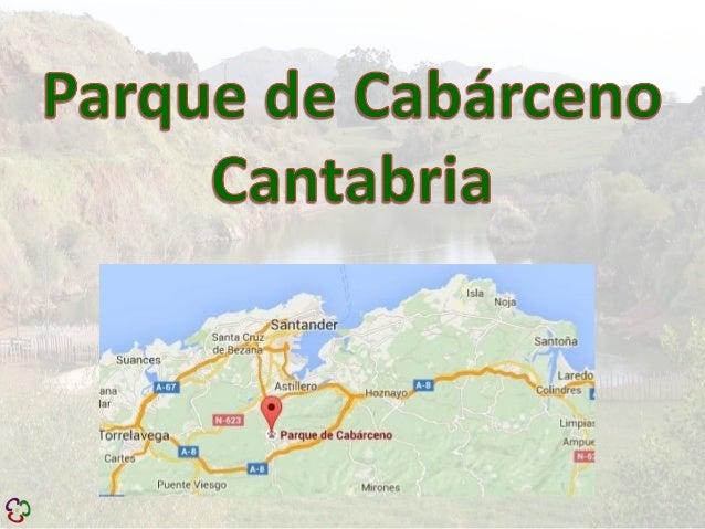 Parque Cabarceno, Cantabria