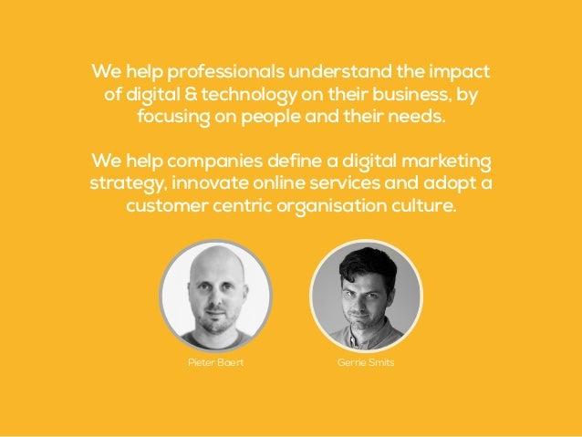 Integrating Social Media in your business model Slide 2