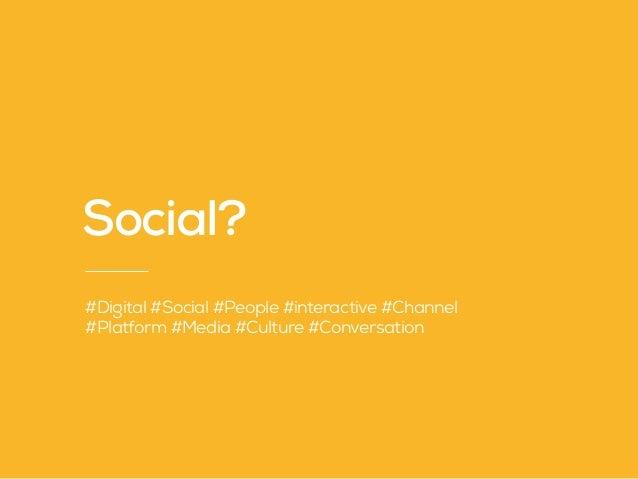 Integrating Social Media in your business model Slide 3