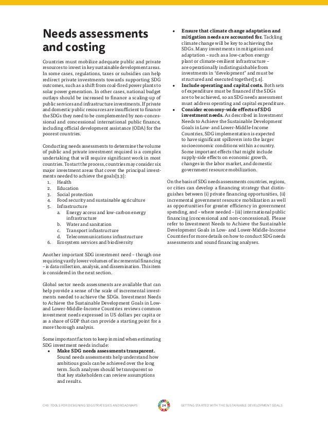 Sustainable development Paper