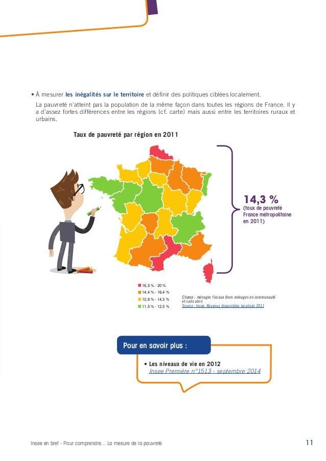 Insee en bref pour comprendre la mesure de la pauvret - Plafond non utilise pour les revenus de 2012 ...