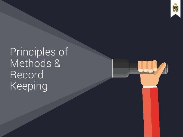 PDU 214 Methods of Observation & Interviewing: Observation - Methods & Record Keeping Slide 3