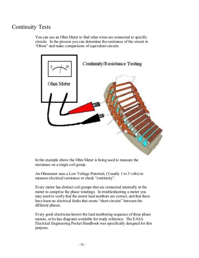 How to check 3 phase motor with multimeter for 3 phase motor troubleshooting