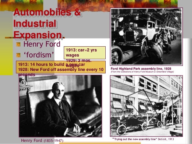 impact of automobiles of 1920s Timeline and short facts about inventions in the 1920's for  that shaped america in the 1920s inventions in the 1920's  automobiles and concrete.