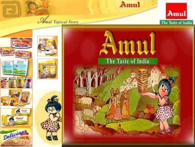      Amul (Anand Milk Union Limited), formed in 1946, is a dairy cooperative movement in India. It is managed by Gujar...
