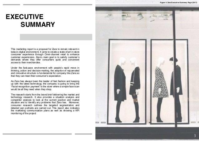 Zara Marketing Development Report