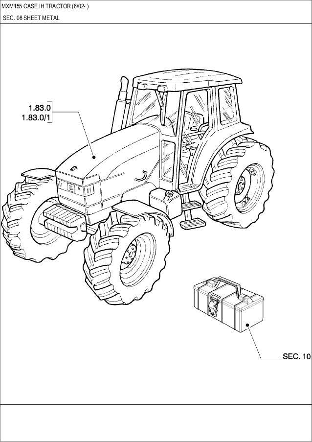 Tractor Fan Switch