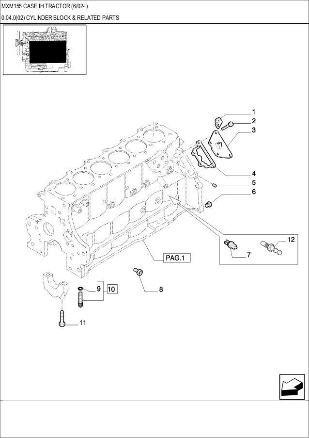 Case 580c Starter Wiring