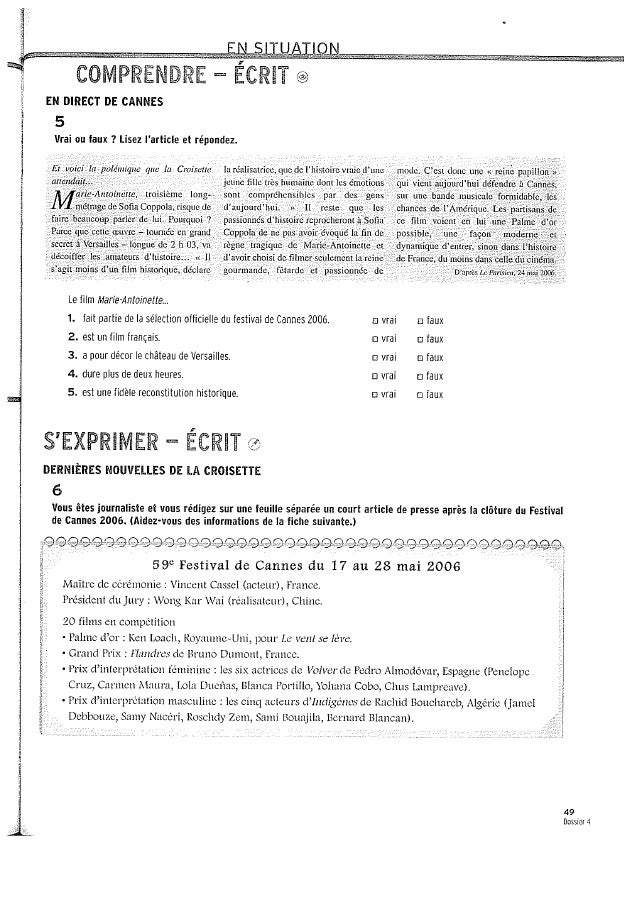 alter ego a2 cahier d activites answers pdf