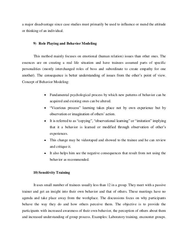 thesis on training development Thesis on training and development phd thesis on training and development phd want to know more you'll receive a doctoral guide when you fill in this formwant to.