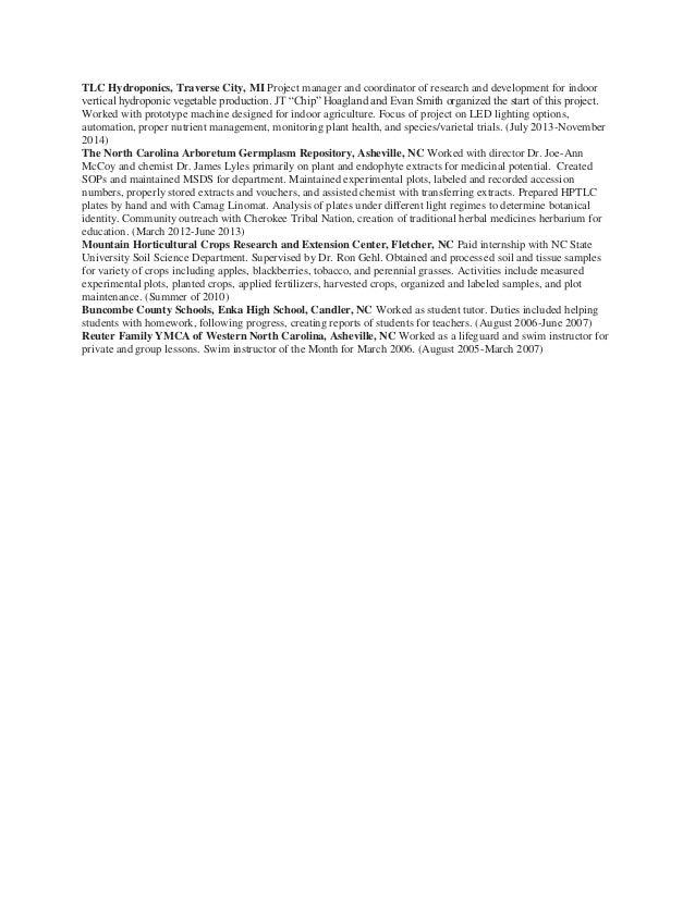 Kelly Hansen Resume 2015