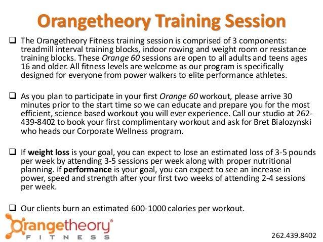 bret bialozynski's orangetheory fitness corprate wellness presentation