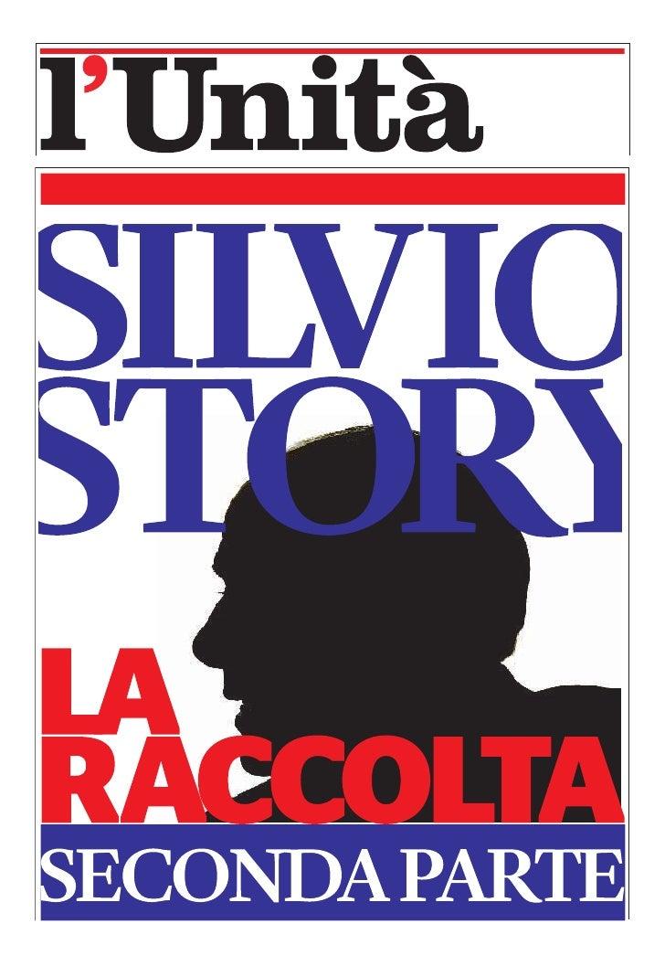 II                  GIOVEDÌ                     1 OTTOBRE                     2009      SILVIOSTORY/9  Berlusconi e la P2 ...