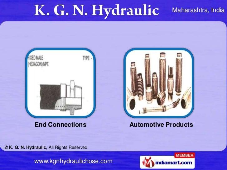 Applicable in Pharma, Hotel </li></ul>    & other industries<br /><ul><li>Cater to Indian Subcontinent</li></li></ul><li>W...