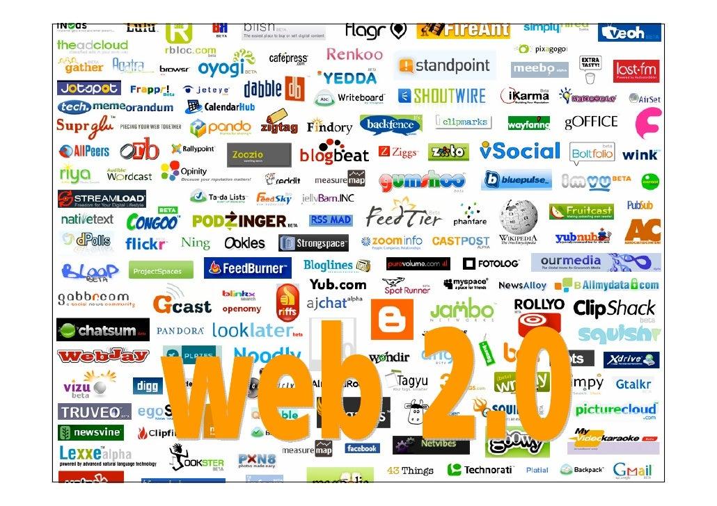 Web 2.0     Presentation by Sebastian Olényi for English, ESBS, 12/11/2007
