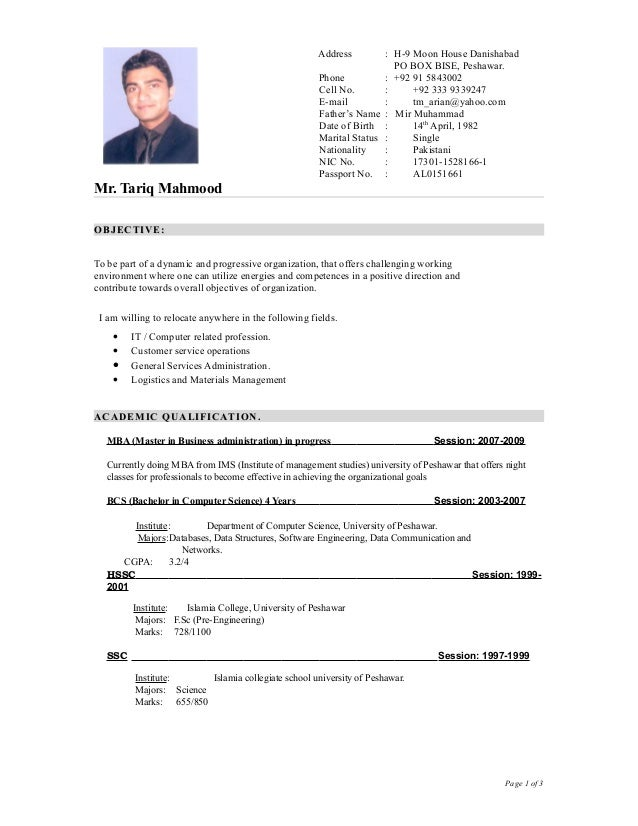 resume images format - Ecza.solinf.co