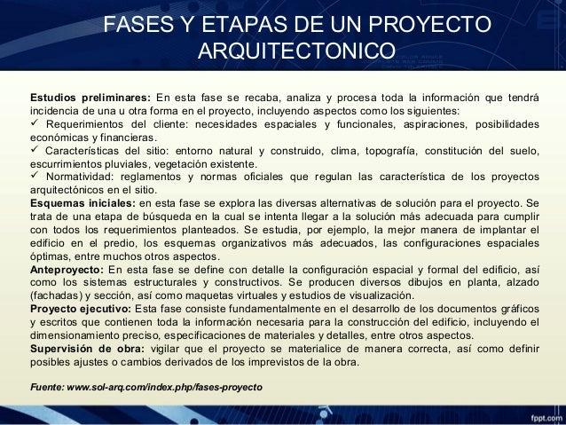 Fases Para La Formulaci N De Proyectos De Investigaci N